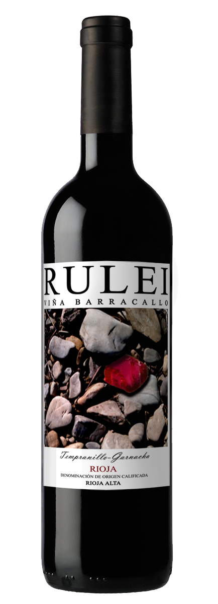 rulei vina barracallo Tempranillo-Garnacha 2011